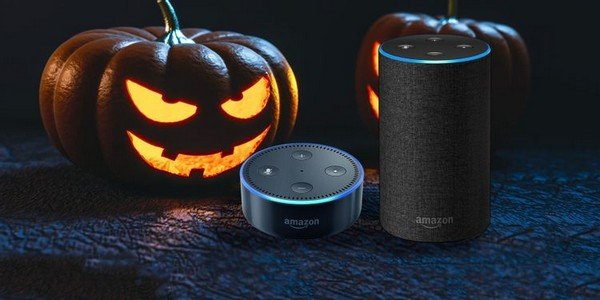 Skill di Alexa per Halloween